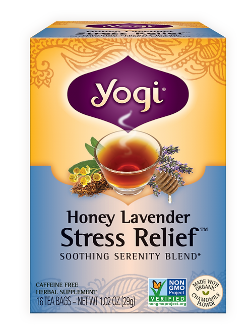 Yogi Tea Stress Relief