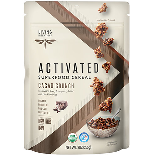 Cacao Crunch Superfood cereal 255gm