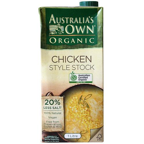 Chicken Style Stock
