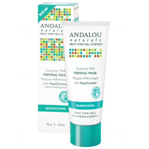 Andalou Quenching Coconut Milk Firming Mask 53ml
