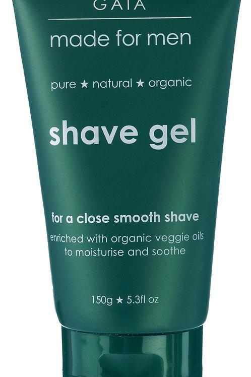 Gaia Mens Shave Gel