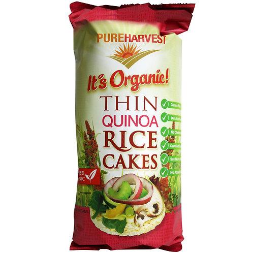 Quinoa Rice Cakes 150gm