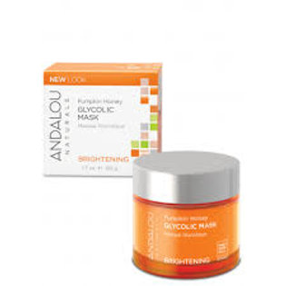 Andalou Glycolic Mask Pumpkin Honey 50g