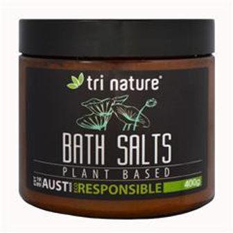 Tri Nature Bath Salts 400g