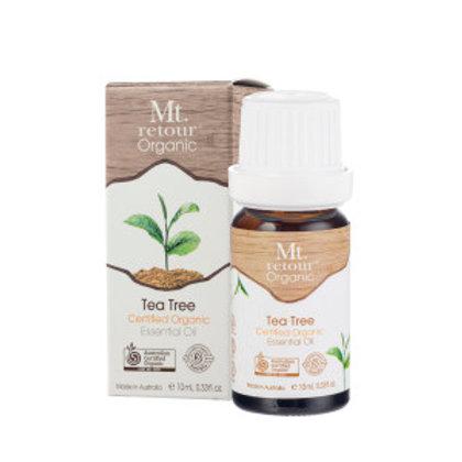 Mt Retour Tea Tree 100% Essential Oil 10ML