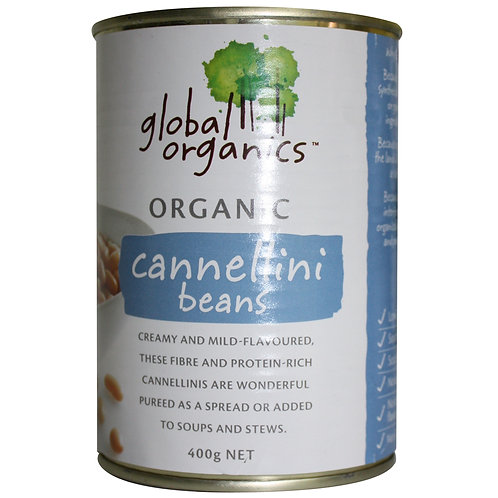 Cannellini beans 400gm can