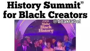 SUMMIT FOR BLACK CREATORS
