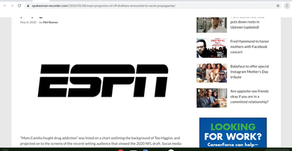 ESPN projection of NFL draftees amounted to racist propaganda