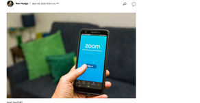 Zoom security issues: Zoombombings continue, include racist language and child abuse