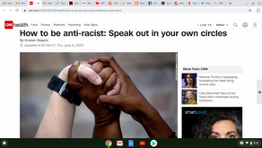 How to be anti-racist: Speak out in your own circles