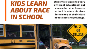 What White Kids Learn About Race in School