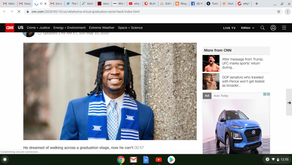 A virtual graduation at Oklahoma City University was hacked with racist attacks
