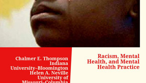 Racism, Mental Health, and Mental Health Practice