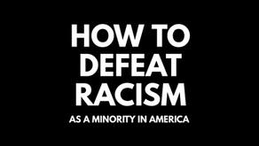 HOW TO DEFEAT RACISM AS A MINORITY IN AMERICA