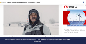 The Back Streeters and the White Boys: Racism in rural Canada
