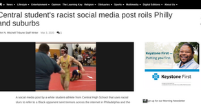 Central student's racist social media post roils Philly and suburbs