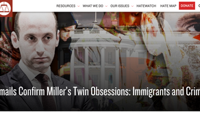Emails Confirm Stephen Miller Linking Immigrants with Violence & Crime