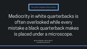 The double standard facing Black NFL QBs