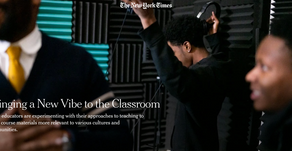 Bringing a New Vibe to the Classroom