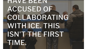 DMV EMPLOYEES HAVE BEEN ACCUSED OF COLLABORATING WITH ICE. THIS ISN'T THE FIRST TIME.