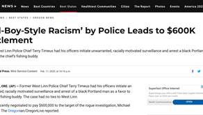 'Old-Boy-Style Racism' by Police Leads to $600K Settlement