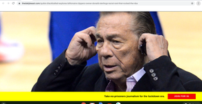 'Blackballed' Explores the Billionaire Owner's Racist Rant That Rocked the NBA