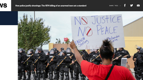 How police justify shootings: The 1974 killing of an unarmed teen set a standard