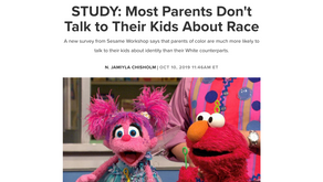 Most Parents Don't Talk to Their Kids About Race
