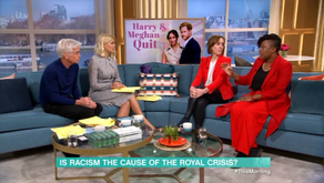 Phillip Schofield schooled on white privilege after admitting he didn't see Meghan Markle criticism