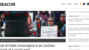Denial of tribal sovereignty is an 'archaic remnant of a racist past'