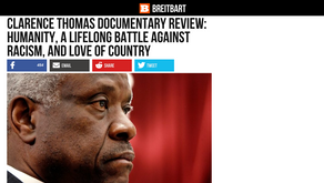 Clarence Thomas Documentary Review: Humanity, a Lifelong Battle Against Racism, and Love of Country