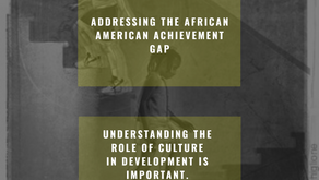 Addressing the African American Achievement Gap