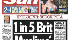 The Sun and Daily Mail accused of 'fueling  prejudice' in report on rising racist violence and hate