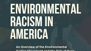 Environmental Racism in America: An Overview of the Environmental Justice Movement