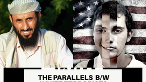 WHITE TERRORISTS AND THE PARALLELS B/W THEIR ARAB COUNTERPARTS