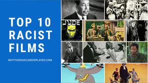 TOP RACIST FILMS