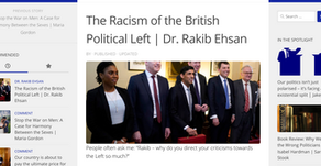 The Racism of the British Political Left | Dr. Rakib Ehsan