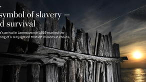 A symbol of slavery — and survival