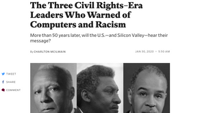 The Three Civil Rights–Era Leaders Who Warned of Computers and Racism