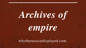 Archives of empire, South Africa