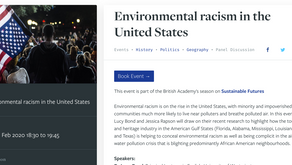 Environmental racism in the United States
