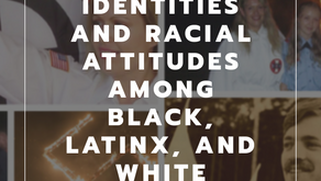 Sexual Identities and Racial Attitudes among Black, Latinx, and White Individuals
