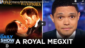 Trevor Noah Goes Off on U.K. Media for Being Very Racist to Meghan Markle