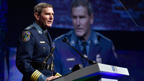 The Country's Largest Police Agency Chief Apologizes for 'Historical Mistreatment' of Minorities