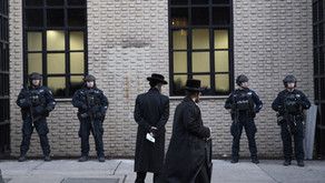 New York police boost patrols after suspected antisemitic attacks