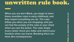 Unofficial 'Rules' Black People Follow
