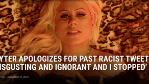Slayyyter Apologizes for Past Racist Tweets: 'It Was Disgusting and Ignorant and I Stopped...