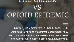 THE CRACK VS OPIOID EPIDEMIC