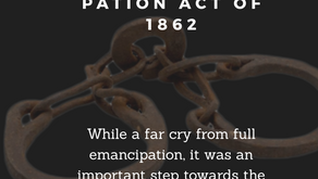 The Compensated Emancipation Act of 1862