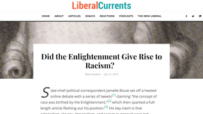 Did the Enlightenment Give Rise to Racism?